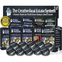 The Full Creative Real Estate System 3.0 with Audios